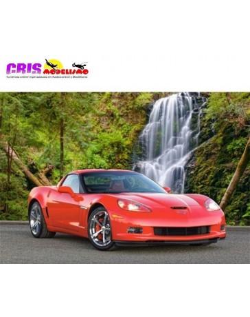 Puzzle Chevrolet Corvette de 1000 piezas