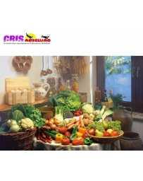Puzzle Frutas y Verduras