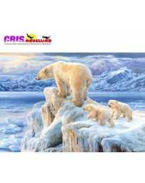 Puzzle Reino Artico 1000 Piezas