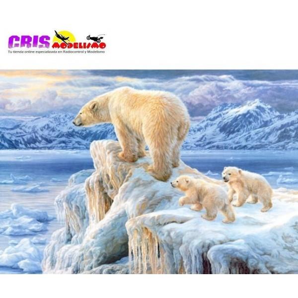 Puzzle Reino Artico de 1000 piezas
