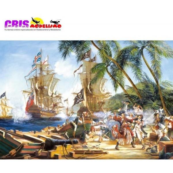 Puzzle Batalla en la Playa de 1000 piezas