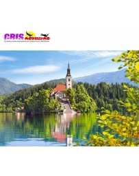 Puzzle Bled, Eslovenia