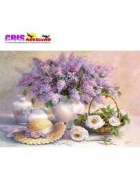 Puzzle Flores del Dia 1000 Piezas