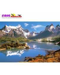 Puzzle Patagonia 1000 Piezas