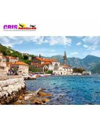 Puzzle Perast, Montenegro