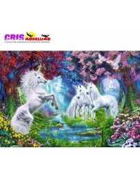 Puzzle Cita con el Unicornio 1000 Piezas