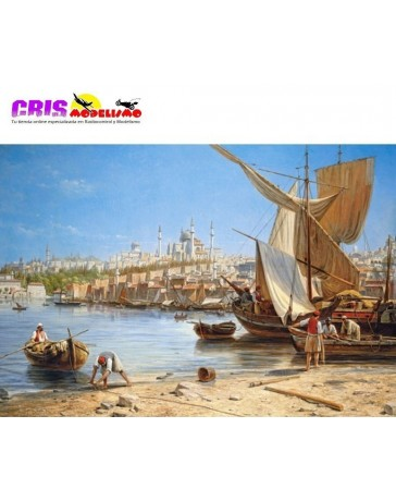 Puzzle Constantinopla de 1000 piezas