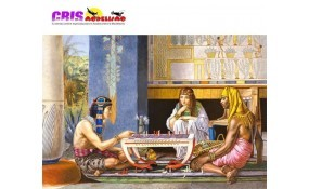 Puzzle Ajedrez Egipcio