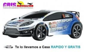 Coche Ford M-Sport RTR