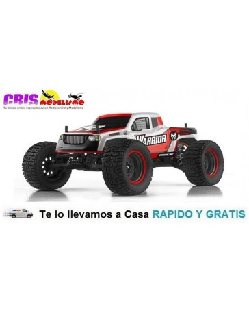 Coche 1/10 Monster 2WD Warrior