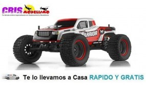 Coche 1/12 Monster 2WD Warrior