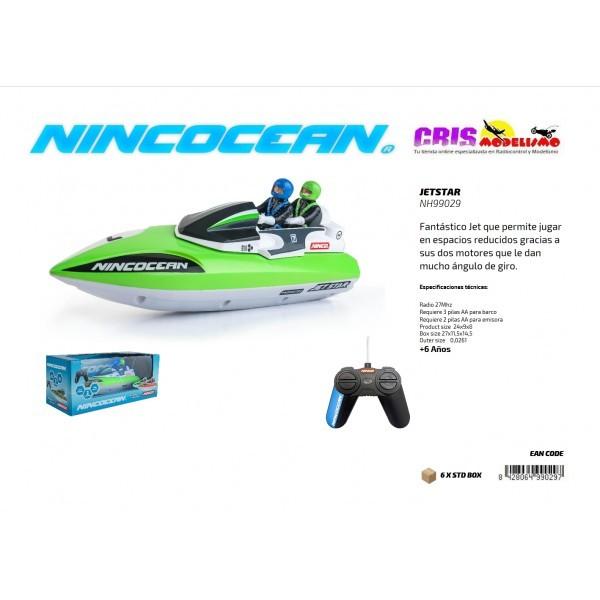 Lancha Nincocean Jetstar