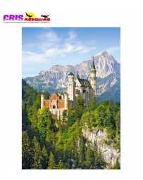Puzzle Castillo Neuschwanstein de 1000 piezas