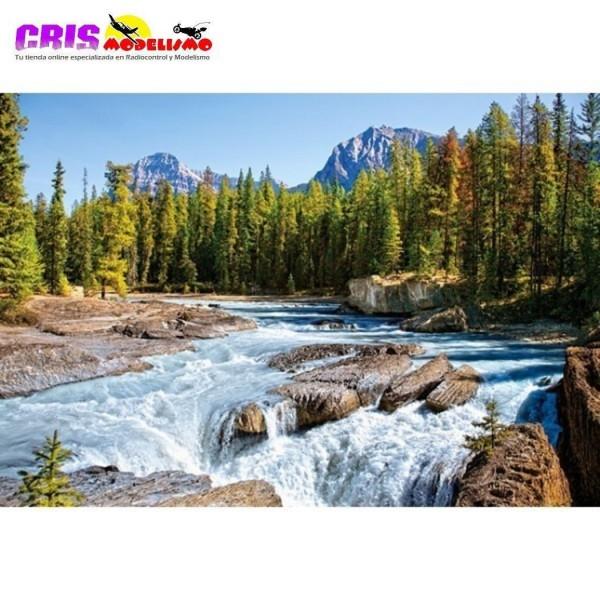 Puzzle Rio Athabasca de 1500 piezas