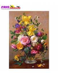 Puzzle Flores de Verano