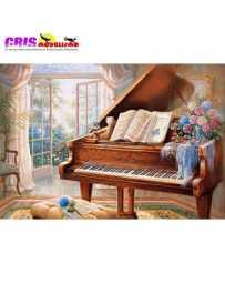 Puzzle Sonata a la Luz del Sol de 3000 piezas