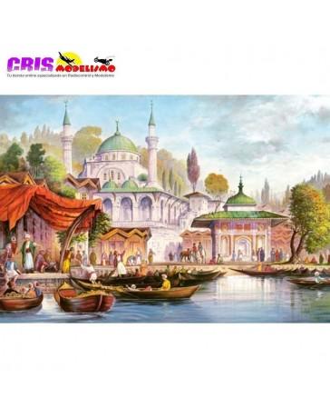 Puzzle Mezquita Üsküdar de 3000 piezas