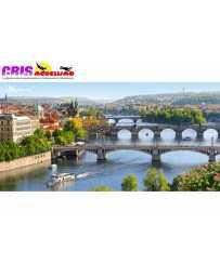 Puzzle Puentes en Praga 4000 Piezas