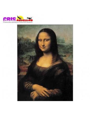 Puzzle La Gioconda. Mona Lisa de 1000 piezas