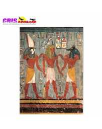 Puzzle Ramses con los Dioses del Inframundo de 1000 piezas