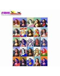 Puzzle Mona Lisa de 1000 piezas