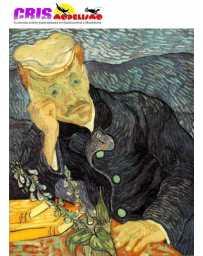 Puzzle Retrato Dr. Gachet 1000 Piezas