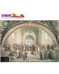 Puzzle Escuela de Atenas de 1500 piezas