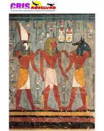 Puzzle Ramses I con los Dioses del Inframundo de 1500 piezas