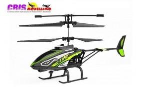 Helicoptero Nincoair Alu Mini Lime