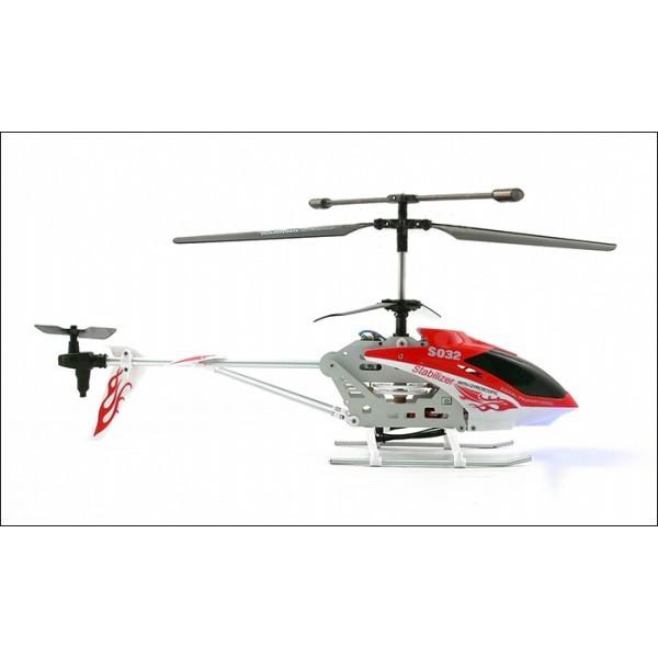 Helicoptero S032 3Ch RTF