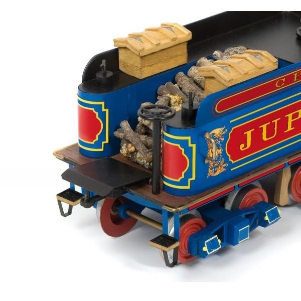 Maqueta Locomotora Jupiter Occre