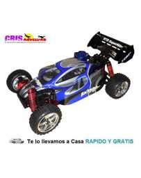 Coche 1/10 HSP Backwash Nitro RTR
