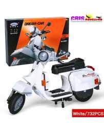 Maqueta Moto Vespa P200