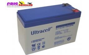 Batería de plomo 12V 7Ah para mesas de arranque Rc