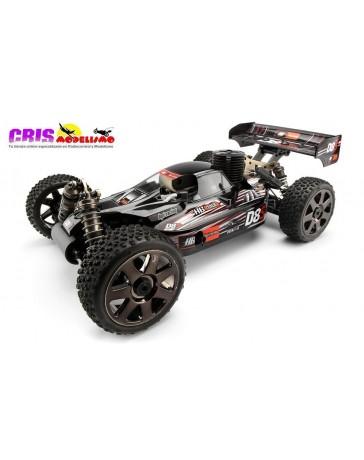 Coche HPI D8S Buggy Nitro