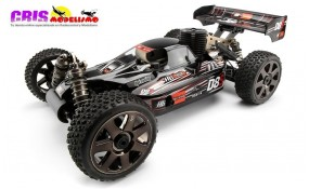 Coche HPI D8S Buggy Nitro RTR