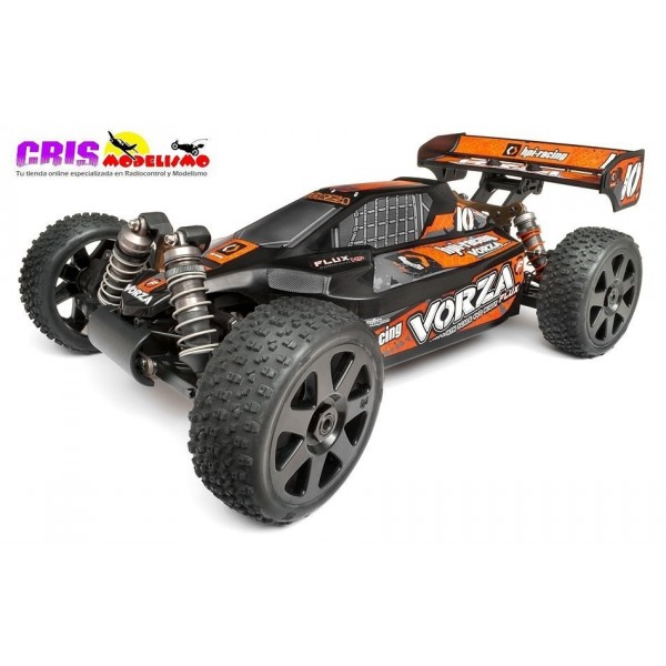 Coche 1/8 HPI Vorza Flux Buggy Brushless RTR