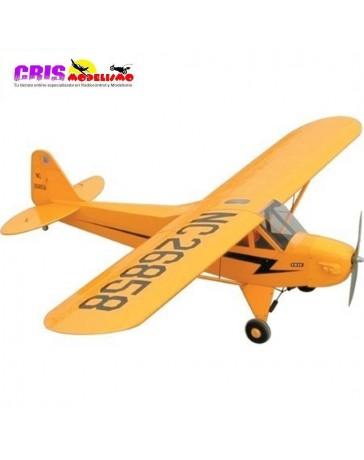 Avión Piper J3 Cub Eléctrico