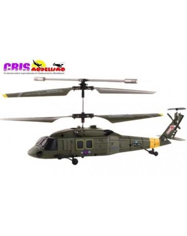 Helicoptero Nincoair 180 Army Blackhawk IR 3CH