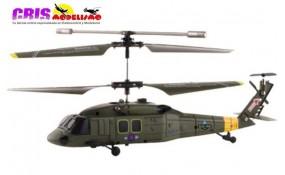 Helicoptero Nincoair 180 Army Blackhawk
