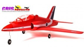 Avión Red Arrow Brushless RTF