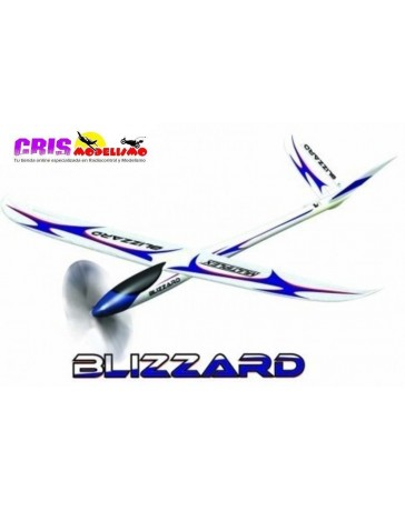 Velero de radiocontrol Blizzard