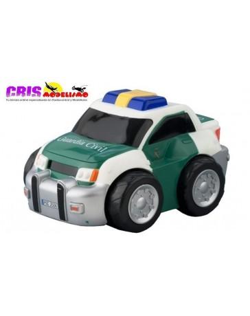 Juguete Kid Racers Guardia Civil