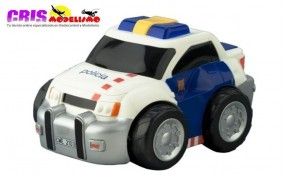 Juguete Kid Racers Policia CME