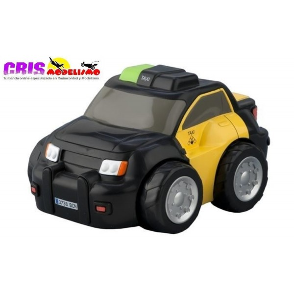 Juguete Kid Racers Taxi