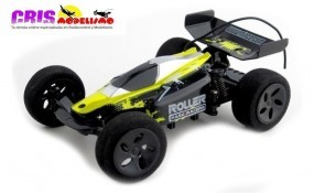 Juguete Parkracers XB32 Roller Yellow