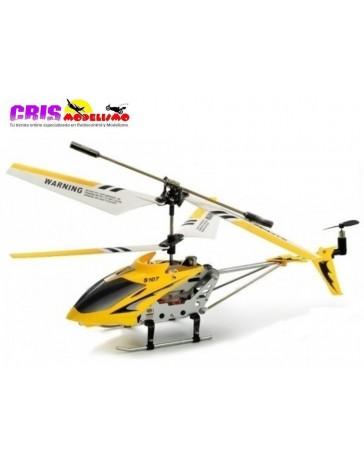 Helicoptero S107 3Ch RTF
