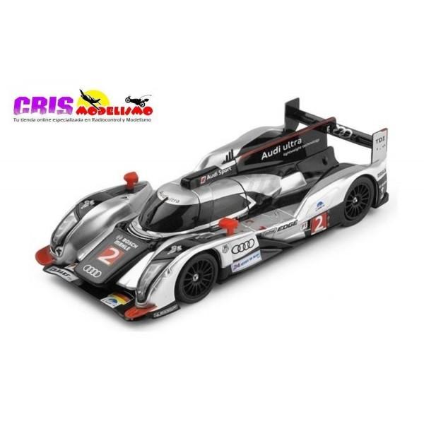 Coche Audi R18 Le Mans
