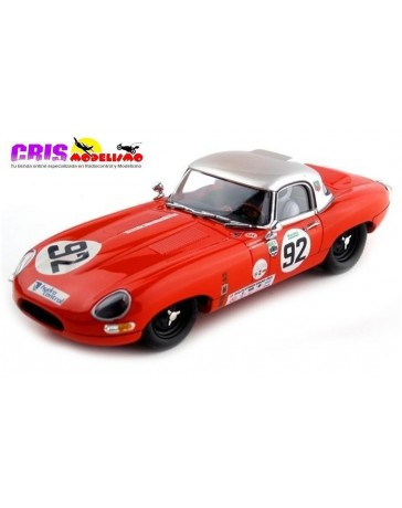 Coche Jaguar E-Type Grand Prix