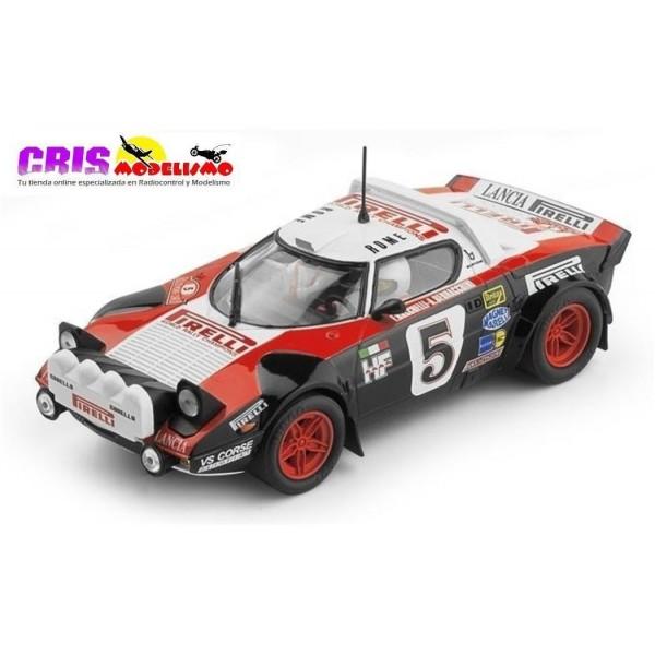 Coche Lancia Stratos Pirelli
